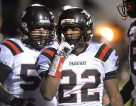 Parkway cruises past Haughton for fourth straight win