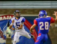 Football: Position switch doesn't slow down Wallace legacy