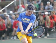 Carmel boys make history, sweep team, singles and doubles tennis titles