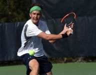 South dominates 4A state tennis.; Haas wins 3A singles