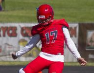 Sports Briefs: Anthony Reyes kicks game-winning field goal for DSU football