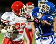 Prep Bowl: Catholic Central stamps out OL St. Mary's last chance