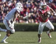 Dowdle: 87 yards and a touchdown in Gamecocks' win