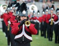 The marching band voted Best Band In The Land is...?