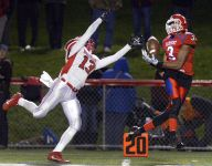 Upsets scarce in Section V football playoffs