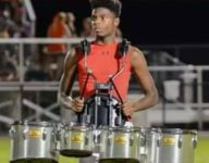 Glencliff football players stay busy splitting time in the band