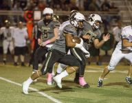 Desert Hills' Nephi Sewell makes the most of his second chance