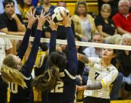 Bishop Verot volleyball sweep sets up rematch with Berkeley Prep