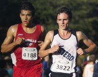 Arye Beck 'hitting results' now as region cross country looms