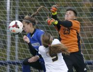Wednesday turns into 'Fright Night' in 'AA' girls soccer