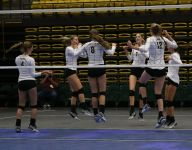 State Volleyball: Desert Hills punches ticket to semifinals