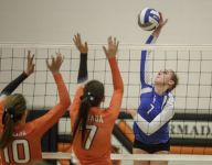 Perfection again: Cros-Lex volleyball goes 14-0 in BWAC