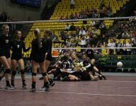 State Volleyball: Desert Hills' run ends in championship game