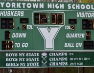 Week 9 high school football scoreboard, Oct. 27-30