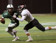 Somers must win line battle to beat undefeated Brewster