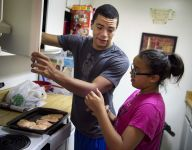 Nashville teen took 2-year break from football to care for siblings