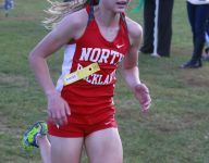 Tuohy smashes girls record at Rockland Championships
