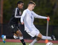 HF-L boys dominate, win third straight soccer title