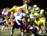 TSSAA high school football playoff brackets