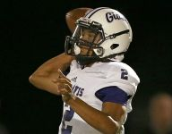 HS football: Reese Taylor runs wild as Ben Davis blows out Brownsburg