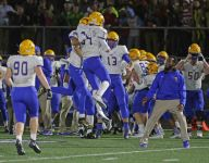 HS football: Defense leads Carmel past rival HSE