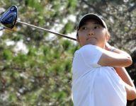 Canterbury's Shin takes 16th at Class A golf championships