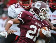Prep football roundup: Concord rolls past Charter