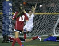 Victor girls leave no doubt, repeat as soccer champ