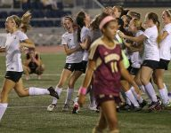 Girls soccer state finals: Brebeuf Jesuit falls short of repeat