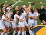 Feighan boogies as Arlington wins girls soccer section title