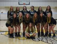 Jackets, Falcons rolling in volleyball playoffs
