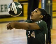 Tower Hill No. 1 seed in DIAA Volleyball Tournament