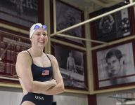Lilly King headlines rosters for dual swim meet between Big Ten, Team USA