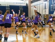 G.O.A.T.: Nordine No. 5 in Lakeview volleyball history