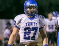 Chase Lasater, nation's No. 2 fullback recruit, decommits from Michigan