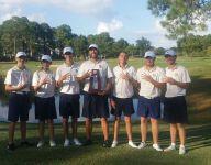 Gulf Breeze wins Region 1-2A golf title