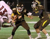 Kickapoo rolls to district win
