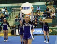Fort cheer members honored on all-region team