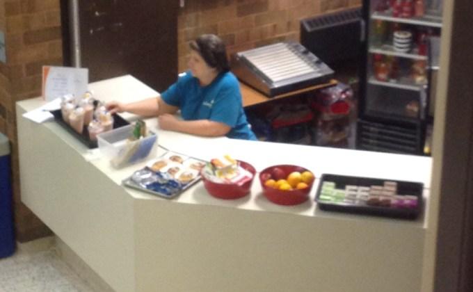 New breakfast bar hopes to make obtaining breakfast easier for students