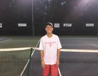 Video   Jeffersonville tennis' Bradley Cross wins CJ Athlete of the Week Award