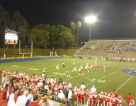 No. 3 Mater Dei uses quick strike offense paces 62-14 blowout of Santa Margarita