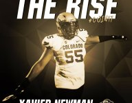 One day after decommitting from Texas, Xavier Newman picks Colorado alongside teammate K.D. Nixon