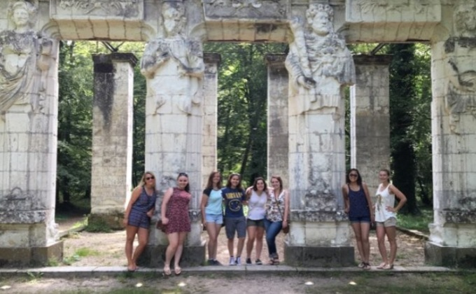 Two groups of Shaler students travel abroad over summer vacation