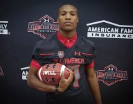 Under Armour All-American CB Justin Broiles representing state and Sooners