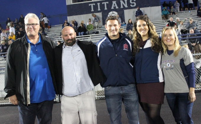 Six athletes inducted to Shaler Area Athletic Hall of Fame