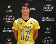 Four-star Iowa receiver Oliver Martin named U.S. Army All-American, nearing college decision