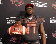 Future 50 invite spurred Leatherwood's decision to go with Under Armour All-America Game
