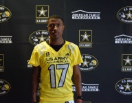 VIDEO: Jamire Calvin gets Army All-American jersey, then goes off in victory