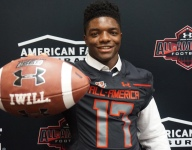 Under Armour All-American Robert Burns 'forever grateful' for opportunity