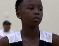 VIDEO: Eighth grader Boopie Miller shows off point guard skills at John Lucas Camp